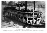Steamboat Argand on the Big Sandy River, ca. 1880