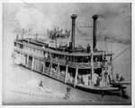 The steamboat Argand, owned by Green Meek, ca. 1900