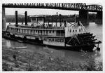 Sternwheel towboat Arthur Hider, ca. 1940