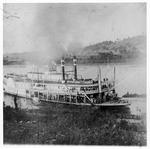 Packet steamboat Bonanza, ca. 1900