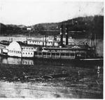 Packet steamboat Bostona, ca. 1899