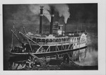 U.S. Mail packet steamboat Chesapeake, ca. 1887