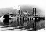 Steam towboat E. R. Andrews, ca. 1900,