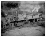 Steamboat Enquirer which ran between Louisa & Catlettsburg, Ky, ca. 1900