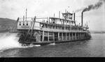 Steamboat General Crowder, ca. 1900