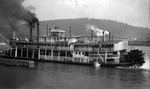 Steam towboat General Wood