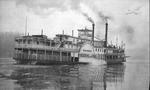 Steamboat Greenland, ca. 1905