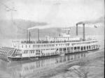 Steamboat Iron Queen , ca. 1895