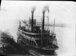 Steamboat Iron Queen , ca. 1895
