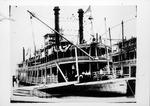 Steamboat Joe Fowler, at Wheeling, W.Va., 1912 or 1913