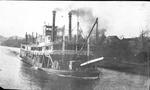 Steamboat Kanawha, ca. 1900