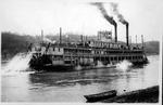 Steamboat Keystone State, ca. 1900