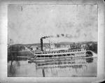 Steamboat Lorena, ca. 1900