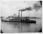 Steamboat St. Lawrence, ca. 1900