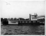 Steam towboat Vixen, ca. 1940