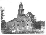 The Old Burlington, Ohio Presbyterian Church built in 1826