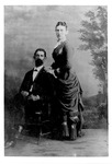 Drusilla Davis & husband,