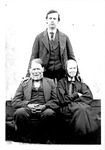 Harvey Roffe, Mary Swann Roffe (wife), Will Roffe
