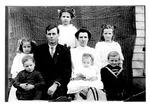 Harvey Midkiff & Family of West Hamlin,