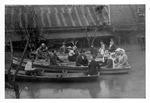 1913 flood scene of Huntington, W.Va.