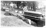 Burial of Lawrence Lambert