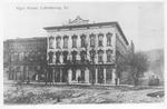 Alger House Hotel, Catlettsburg, Ky,