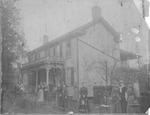 Tom Thornburg House, Center Street, Barboursville