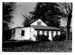 Douthat(?) House on Pea Ridge, 1949, formerly the Fred Baumgardner house