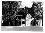 Harvey Shelton Home located near Ridgelawn Cemetery on Pea Ridge