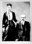 Judge Evermont Ward and wife