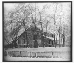 Log Cabin of John Q. & Eliza Adams