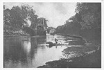 River scene near mouth of Guyandotte River