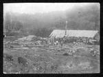 W.W. Adkins sawmill, mouth of Betty Branch, Ranger, Lincoln Co.,W.Va.