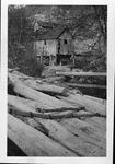 Hick White mill, between Henderson & Peach Creek, Logan Co.,W.Va. ca 1900