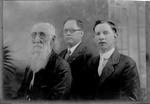 P.D. Garrett Jr., Lincoln County preacher,Curry, W.Va.