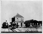 Ohio River Railroad Passenger Station and Ohio River Railroad Freight Depot, Huntington, W.Va.