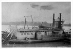 Steam ferry boat Arion