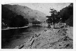River scene at Lover's Rock between Logan and Stollings, W.Va., 1902-03