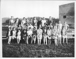 School group, Guyan Valley High School, Lincoln Co.,W.Va.