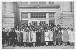 Freshman Class, Carroll High School, Hamlin, W.Va.