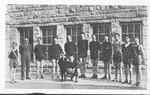 Boys' basketball Squad, Carroll High School, Hamlin, W.Va.