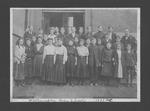 Students and faculty, Williamson High School, Williamson,W.Va., 1907