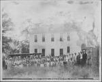 School group, Branchland School, Branchland, W.Va.