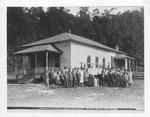 Upper Grades, Dial School, Four MIle (Lincoln Co.,W.Va.?)