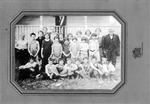 Henry Lambert's School, Cox's Landing,W.Va.