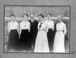 Faculty, Woodburn School, Morgantown, W.Va.