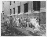 Carpenter Crew, Guyan Valley High School, Lincoln Co.,W.Va.
