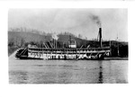 Steam towboat