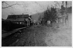 Stratton Street near Guyan River, Logan,W.Va., 1904