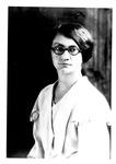 Miss Ethel Tomblyn, Flemington, W.Va